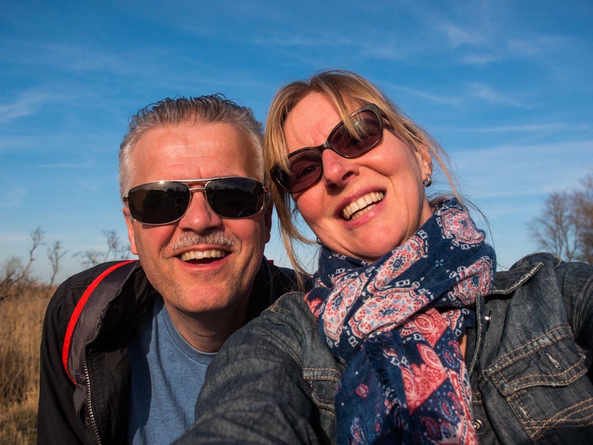 Op weg naar de Mont Ventoux